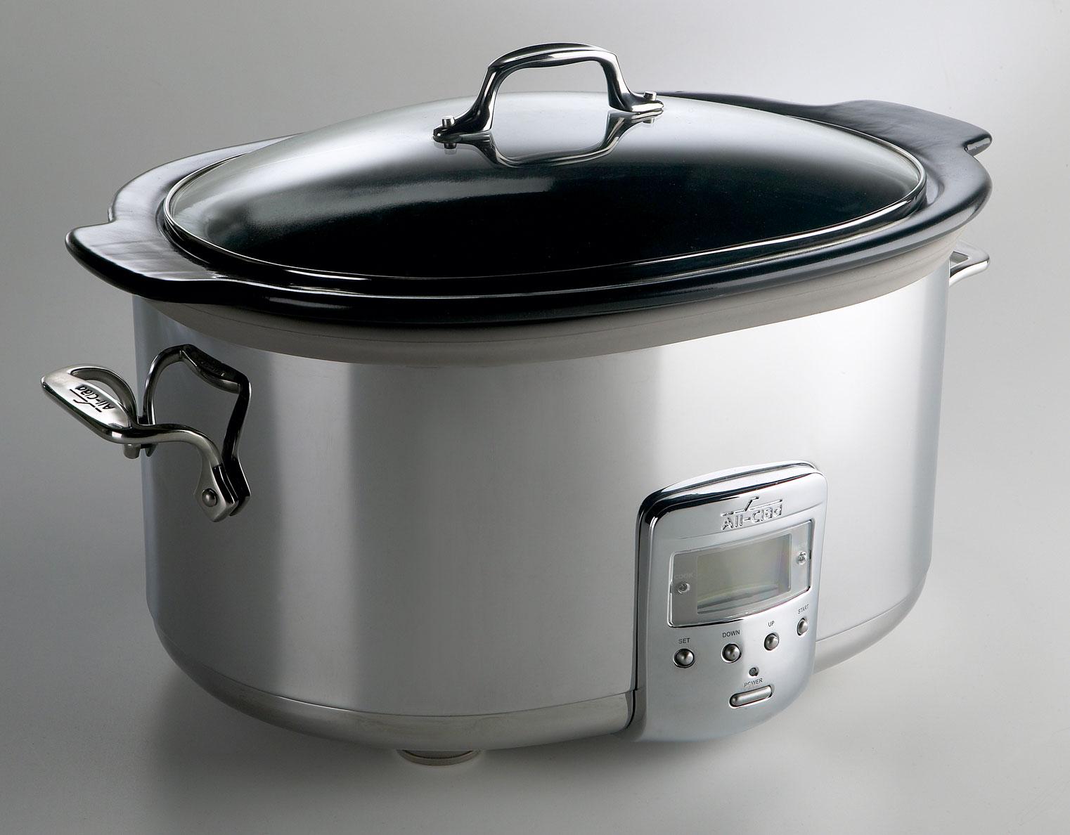 All Clad Slow Cooker 6 5 Qt 99009 Ebay