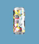 Pipeworks Brewing Company NvU vs. The Haze / 4-pack cans