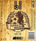 Belt Line Brewery Summer League Kolsch / 4-pack cans