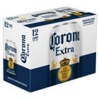Corona Extra / 12-pack cans