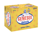 Genesee Brewing Co. Ruby Red Kolsch / 12-pack cans