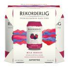 Rekorderlig Wild Berries / 4-pack cans