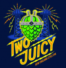 Two Roads Two Juicy  / 4-pack cans