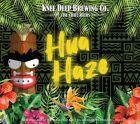 Knee Deep Brewing Hua Haze / 4-pack of 16 oz. cans