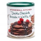 Stonewall Kitchen Double Chocolate Pancake & Waffle Mix 16 oz