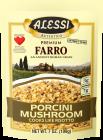 Alessi Porchini Mushroom Farro