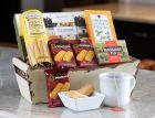 Tea Time Gift Basket (#405)