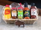 Timeless Buffalo Gift Basket (#100)