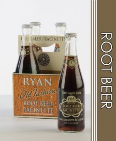Johnnie Ryan Root Beer 4 Pk
