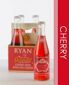 Johnnie Ryan Cherry Soda 4 Pk