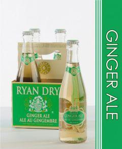 Johnnie Ryan Ginger Ale 4 Pk