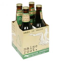 Maine Root Root Beer 4 Pk