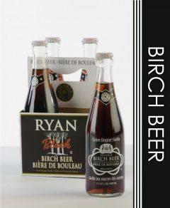 Johnnie Ryan Birch Beer 4 Pk