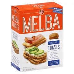 Old London Classic Melba Toasts - 5 oz Box