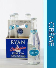 Johnnie Ryan Cream Soda 4 Pk