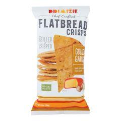 Primizie Gouda Garlic Flatbread Crisps - 6.5 oz Bag