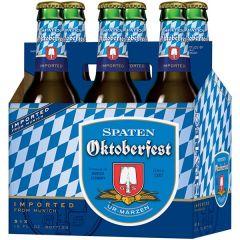 Spaten Oktoberfest - 6 Pack of 12 oz Bottles