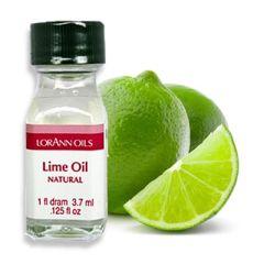 LorAnn Lime Oil