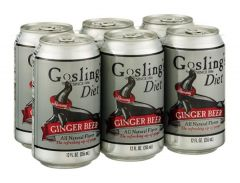 Gosling Diet Ginger Beer 6 Pk