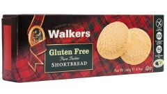 Walkers Gluten Free Shortbread Rounds