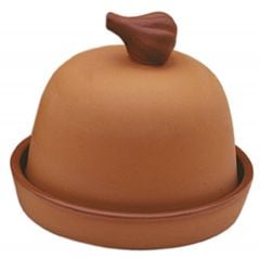 Norpro Small Terracotta Garlic Baker