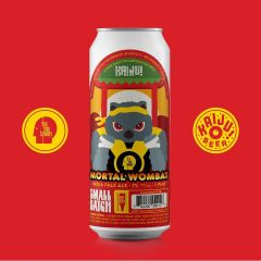 Thin Man Mortal Wombat / 4-pack cans