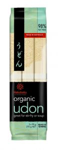 Hakubaku Organic Udon Noodles