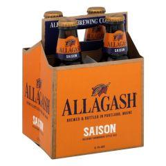 Allagash Saison - 4 Pack of 12 oz Bottles