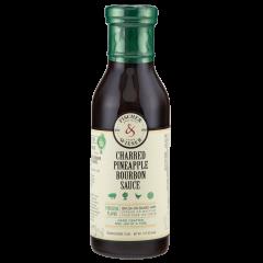 Fischer & Wieser Charred Pineapple Bourbon Sauce 10 OZ