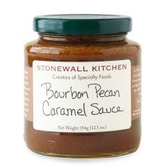 Stonewall Kitchen Bourbon Pecan Caramel Sauce