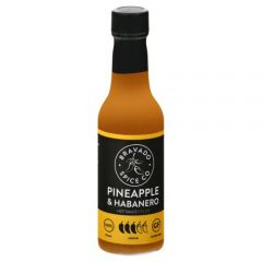 Bravado Spice Co. Pineapple & Habanero Hot Sauce - 5 oz Bottle