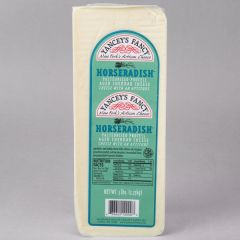 Yancey's Fancy Horseradish Cheddar 8-9 Oz Portion