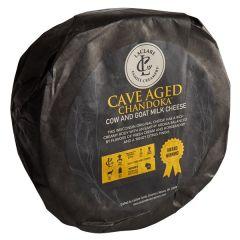 LaClare Creamery Cave Aged Chandoka - 8 - 9 oz Piece