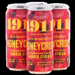 1911 Honeycrisp Hard Cider / 4-pack cans