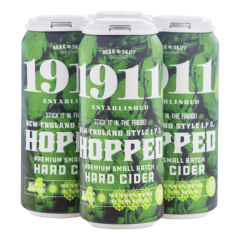 1911 Hopped Hard Cider / 4-pack cans