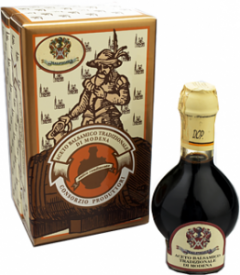 Malpighi Traditionale Modena 25 Year Aged Balsamic Vinegar 3.38 oz