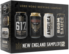 Lord Hobo Brewing Co. Sampler / 12-pack cans