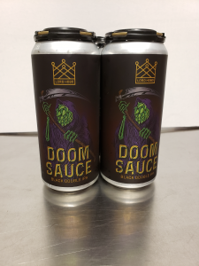 Lord Hobo Brewing Co. Doomsauce / 4-pack cans