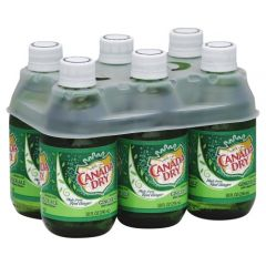 Canada Dry Ginger Ale 6 Pk