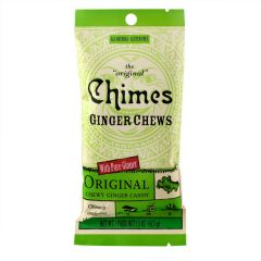 Chimes Original Ginger Candy - 1.5 oz Bag