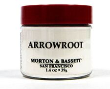 Morton & Bassett Arrowroot