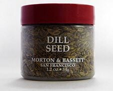 Morton & Bassett Dill Seeds