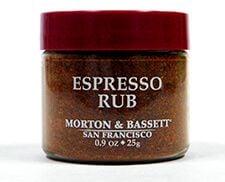 Morton & Bassett Espresso Rub