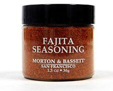 Morton & Bassett Fajita Seasoning