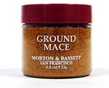Morton & Bassett Ground Mace