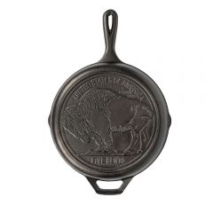 "Lodge 10.25"" Buffalo Nickel Skillet"