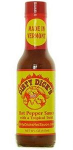 Dirty Dick's Hot Pepper Sauce 5 oz