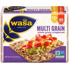 Wasa Multigrain Crispbread - 9.7 oz Package