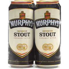 Murphy's Irish Stout / 4 Pack of Cans