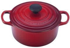 Le Creuset 2qt Signature Round French Oven Cherry